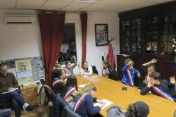 1er conseil municipal des jeunes
