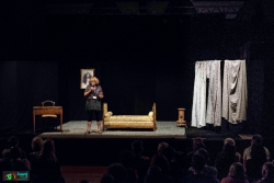 Festival de théâtre - inauguration