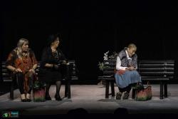 Festival de théâtre - Ouvrage de dames