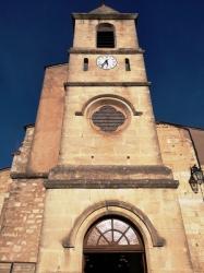 Inauguration église