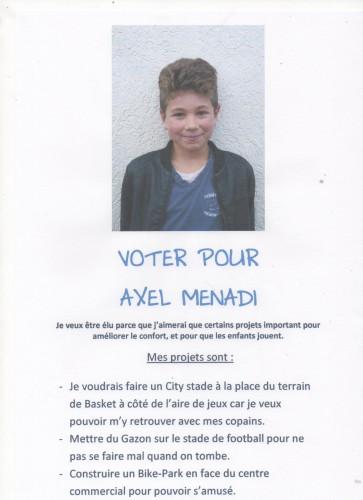 Axel MENADI
