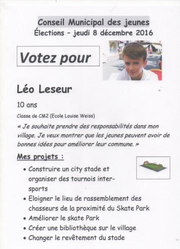 Leo LESEUR