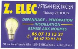 Logo Z elec 001-2