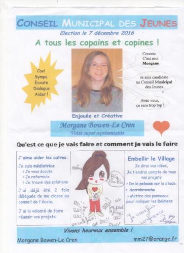 Morgane BOWEN-LE CREN