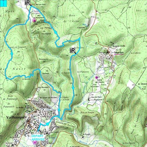 Randonnée sportive 13km