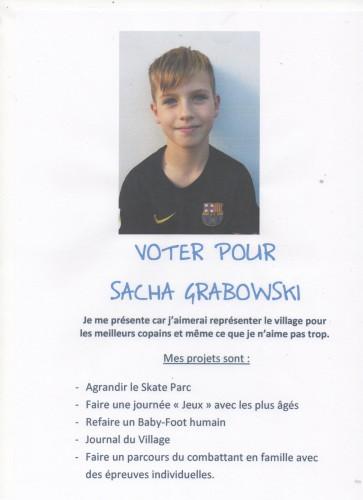 Sacha GRABOWSKI
