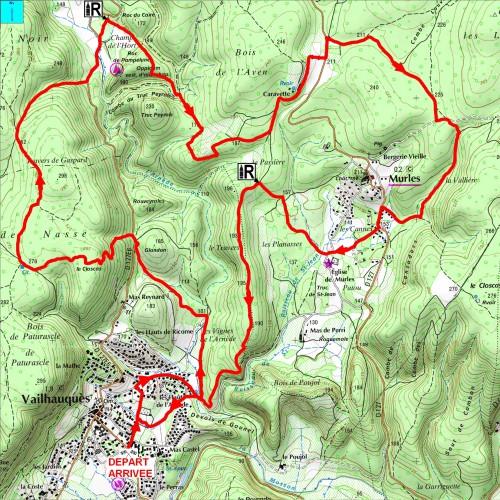 Trail 18km