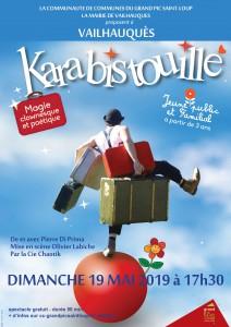 affiche Karabistouille 2019