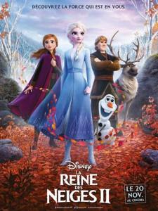 affiche frozen 2
