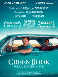 affiche green book