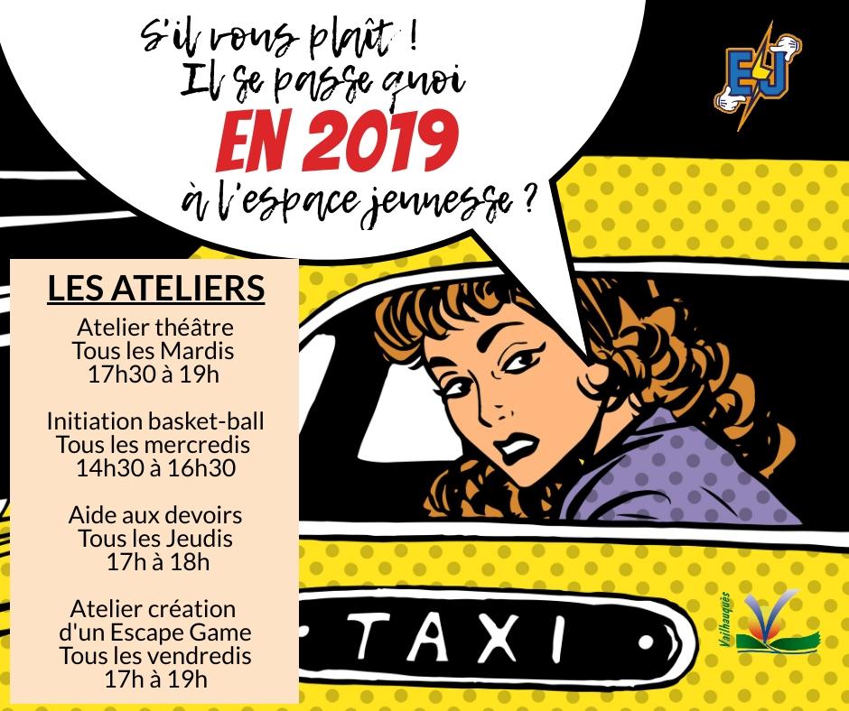 flyer E Jeunesse 2019